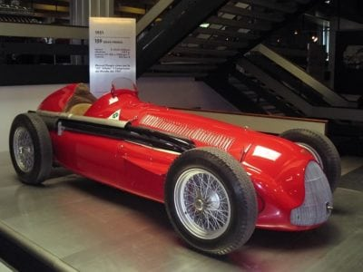 Rallye Coach Works Alfa Romeo
