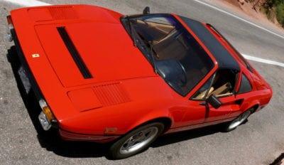 Rallye Coach Works Ferrari 308