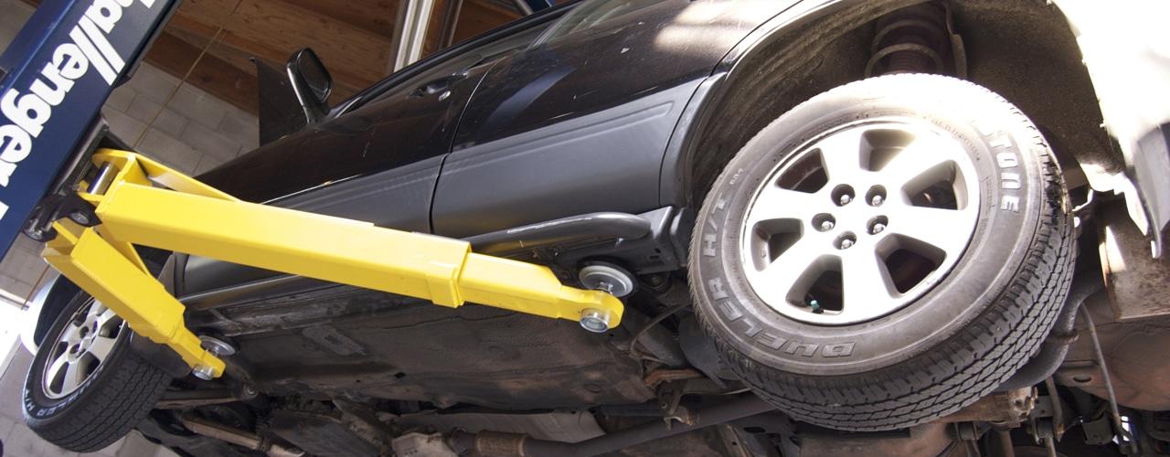 Subaru Auto Body Repair Denver