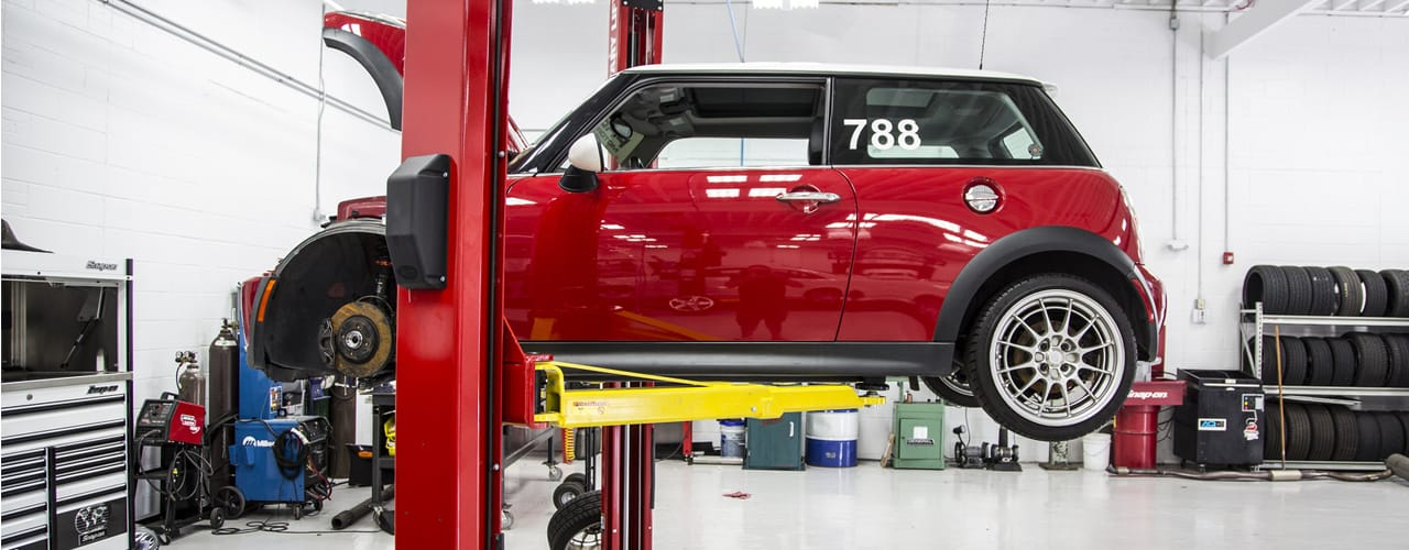 Mini Auto Body Repair Denver Rallye Coach Works